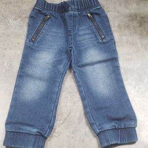 Stretchy Toddler Jeans